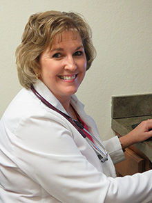Cathy Carns, APRN-CNP